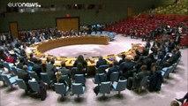 """L'ONU réclame """"un cessez-le-feu durable"""" en Libye"""