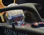 Red Bull - Verstappen teste sa nouvelle F1