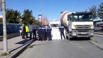 Esenyurt'ta trafik kazasında bir kişi hayatını kaybetti (2)