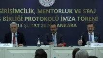 """Hisarcıklıoğlu: """"Girişimciler ne kadar güçlüyse, ekonomi de o derece güçlü ve rekabetçi olur"""""""