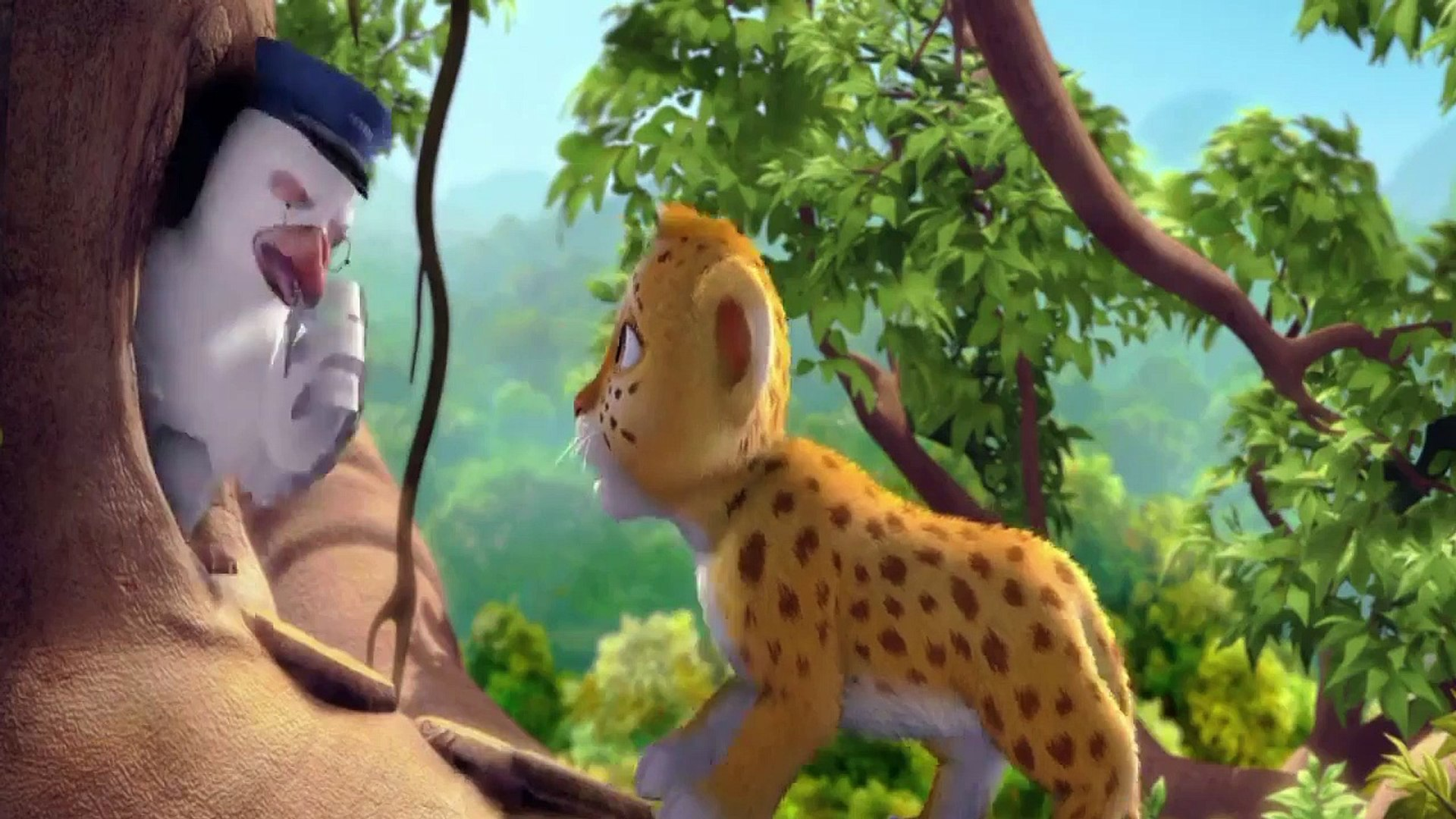 Delhi Safari Complete Kids Movie Part 1