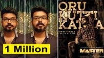 Thalapathy Vijay Viral Video | Master First Single | JalliKattu