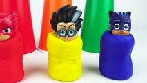 Juguetes 2000 - PJ Masks Toys Wrong Head and Bodies
