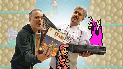 Juegos y curiosidades de MSX - Las historias de tío Bruno