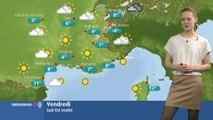 Votre météo de ce vendredi 14 février : temps ensoleillé avec des flocons sur les deux Savoie
