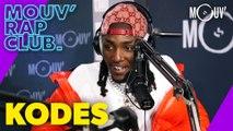 """KODES : """"La B"""", le 91, ses collabs avec Zola, Koba LaD, son 1er album à venir..."""