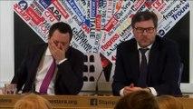 Put me on trial, says defiant Salvini