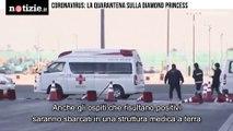 Coronavirus, l'audio del capitano della nave in quarantena: a bordo anche italiani   Notizie.it