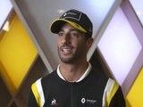 """Renault - Ricciardo : """"Une nouvelle dynamique avec Ocon"""""""