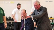 Prince Charles and Prince William's Close Relationship