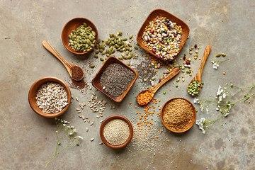 Mejora tu salud consumiendo semillas