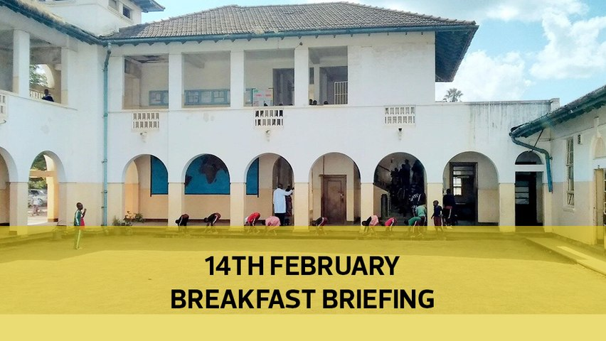 Ruto-Gideon Rift competition | Church public land ownership puzzle | Uhuru desperate to save Jubilee: Your Breakfast Briefing