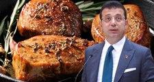 """İBB, """"235 milyonluk antrikotlu yemek"""" iddiasına yanıt verdi"""