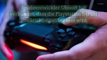 Auch ältere Games spielbar: Playstation 5 soll abwärtskompatibel sein