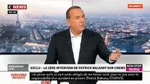 "EXCLU  - David-Xavier Weiss, adjoint au maire de Levallois-Perret: ""Patrick Balkany ne viendra pas au conseil municipal ce soir. Il va se reposer"" - VIDEO"