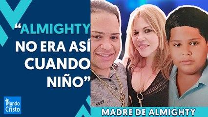 MADRE DE ALMIGHTY DICE TODA LA VERDAD DE SU SITUACIÓN.