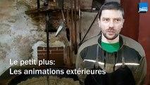 Nicolas Pommier - Meunier au Moulin de Landry à Chantérac - Mercredi