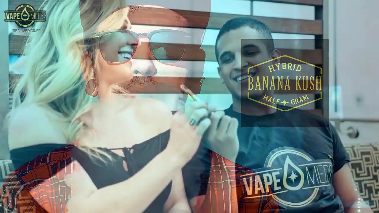 Banana Kush Cannabis Oil Strain Review