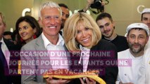 Julie Gayet : son SMS incendiaire à Brigitte Macron pour avoir déjeuné avec Carla Bruni et Valérie Trierweiler