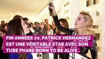 Madonna a-t-elle eu une liaison avec Patrick Hernandez ? La star du disco répond