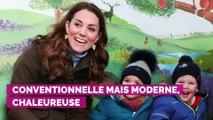 Kate Middleton n'est pas peureuse et elle le prouve