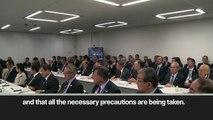 Tokyo 2020 Chief says coronavirus will not impact schedule of Olympics