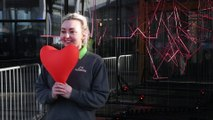 HEARTBEAT arrives in Preston in time for Valentine's Day