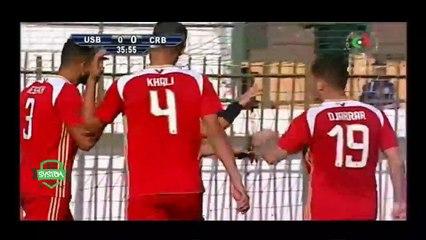 كاس الجزائر - CRB vs USB - هدف مباراة شباب بلوزداد واتحاد بسكرة