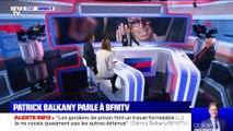 Story 2 : Patrick Balkany parle à BFMTV – 13/02
