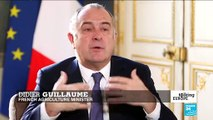 Interview de Didier Guillaume dans « Ici l'Europe spéciale-PAC France/Espagne »
