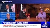 Story 4 : Patrick Balkany parle à BFMTV – 13/02
