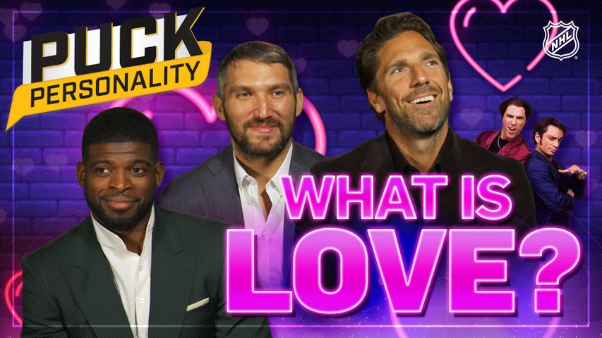 Puck Personality: What is love?