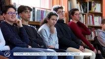 Le journal - 13/02/2020 - CIVISME Le Service National Universel lancé en Touraine