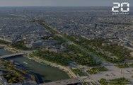 A quoi pourraient ressembler les Champs-Elysées en 2030?