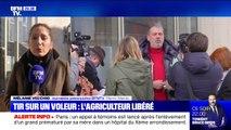 Tir sur un voleur dans la Marne: l'agriculteur libéré après 11 jours de détention provisoire