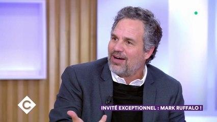 Mark Ruffalo : invité spécial ! - C à Vous - 13/02/2020