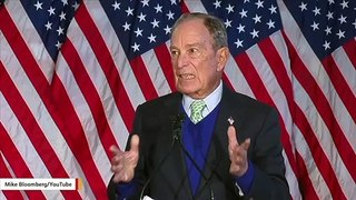 Bloomberg Reportedly Considering Hillary Clinton As His Running Mate