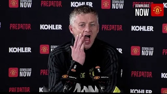 Solskjaer speaks about Odion Ighalo ahead of Chelsea clash