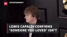 Lewis Capaldi Denies Love Island Connection