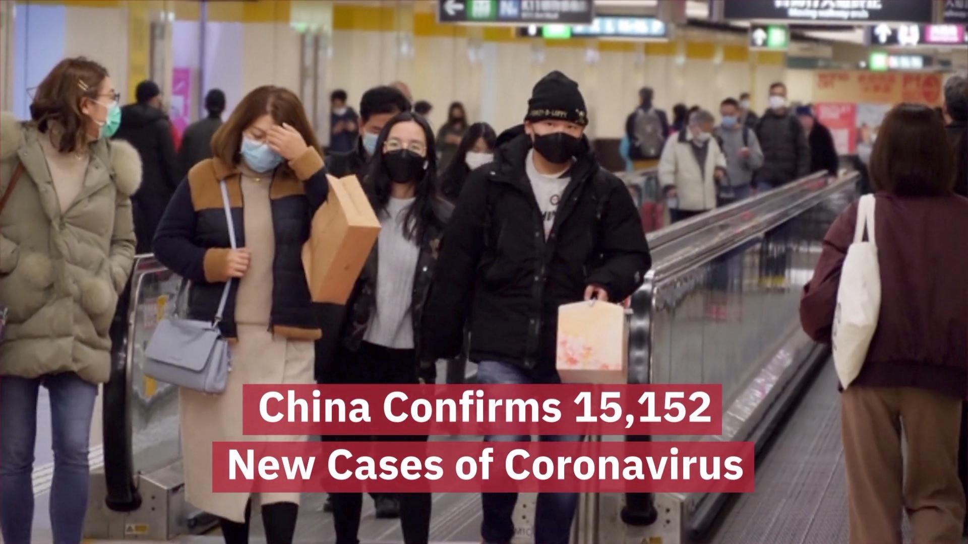 Update On The Coronavirus In China