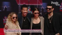 Lionel Richie Reveals Why He Wishes 'Failure' on Daughter Sofia When it Comes to Her Career