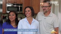 HGTV Features Its First-Ever Throuple on House Hunters: 'Representation Matters'