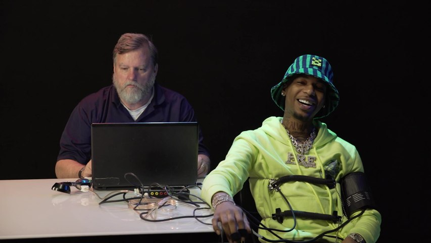 Key Glock Takes A Lie Detector Test: Is He A Better Rapper Than Young Dolph