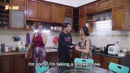 [Engsub] WASSUP Ep 60 - Disrespect poor mother-in-law, woman learned a hard lesson