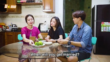 [Engsub] WASSUP Ep 58 - Adopted sister stealing boss's husband and how it ended
