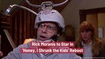 Rick Moranis Returns