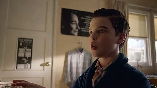 Young Sheldon S03E16 Pasadena