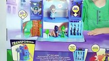 Juguetes 2000 - PJ Masks Mission Control HQ Playset Pretend Play with Toys and B