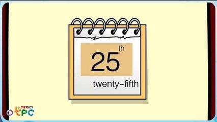 สื่อการเรียนการสอน Special days (วันสำคัญ) ป.2 ภาษาอังกฤษ