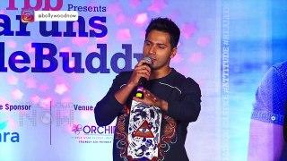 Varun Dhawan FUNNIEST Reaction To Media, Clarifies Wedding Rumours With Natasha